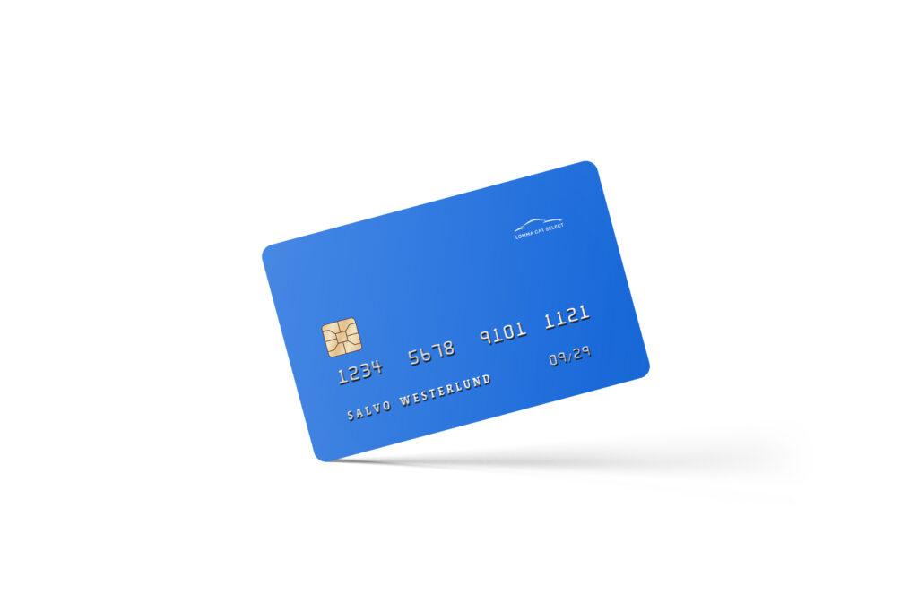 Kreditkort 1 1