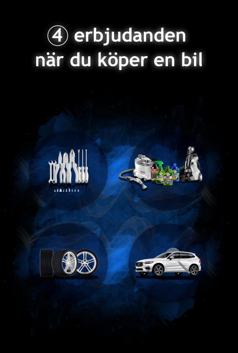 Om du köper en bil MÖRK MOBIl KORT2