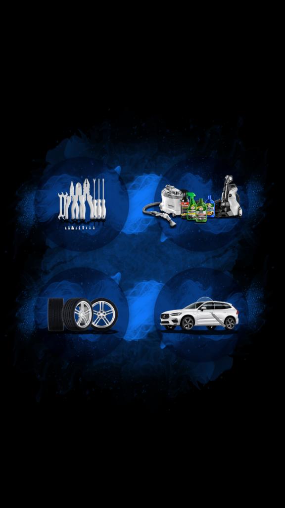 Premiumkampanj vid köp av bil MOBIL