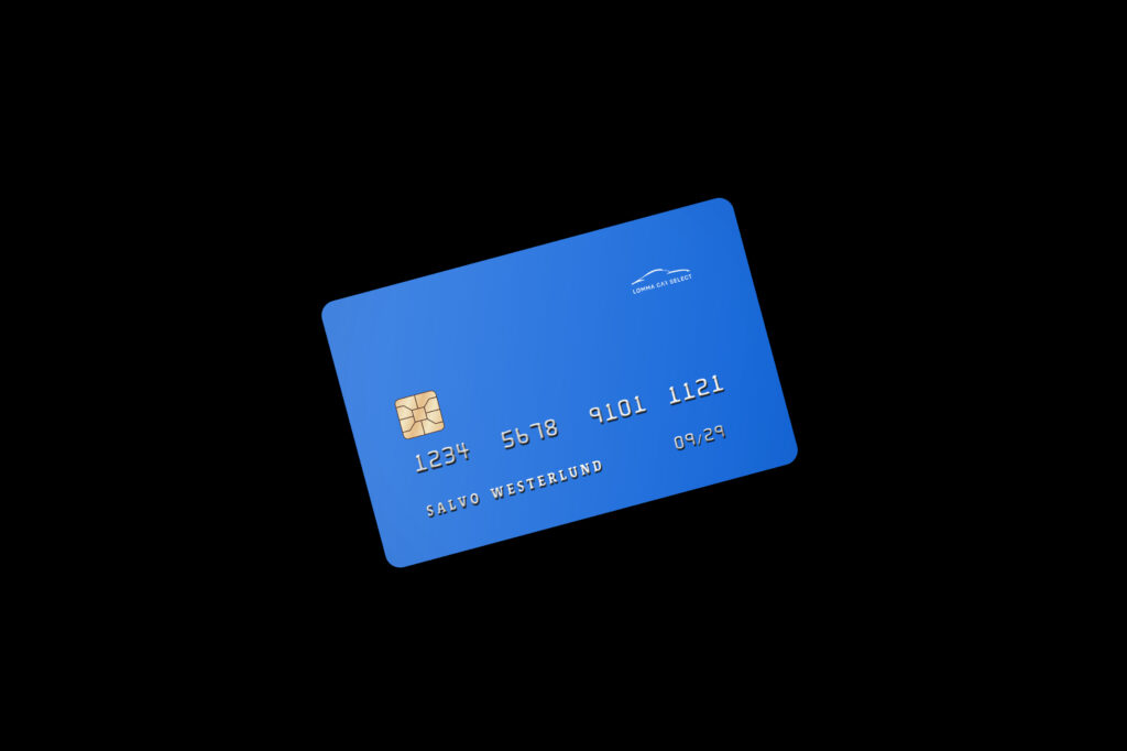 Kreditkort LCS